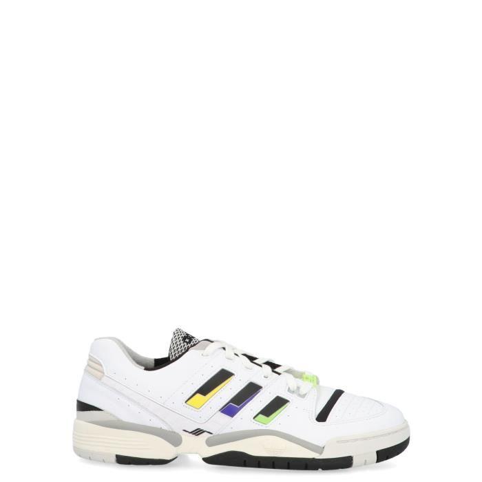 sneakers homme cuir blanc adidas