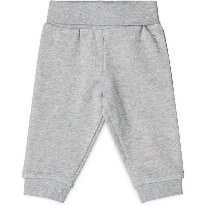 PANTALON ESPRIT Pantalon Gris chiné pastel Bébé garçon