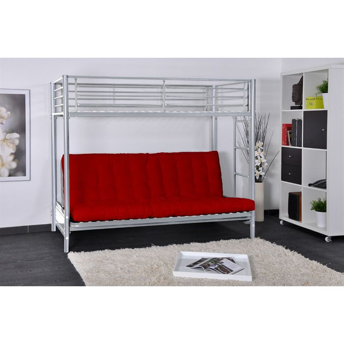 mezzaclic lit superpos clic clac adulte achat vente lit mezzanine mezzaclic lit superpos. Black Bedroom Furniture Sets. Home Design Ideas