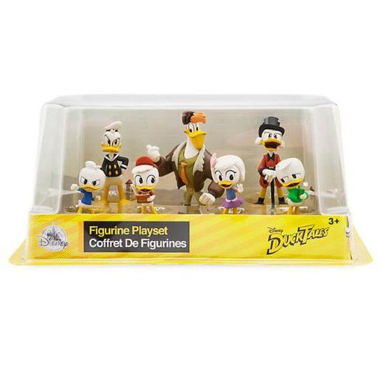 """Nouveau Disney Duck Tales 5/"""" figurine avec accessoire 1pk-Glomgold"""