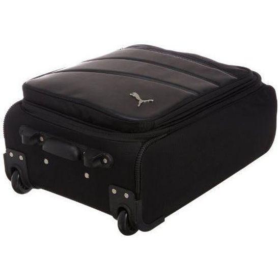 Puma sac de sport team-bag trolley Noir noir 36 x 51 x 18 cm ...