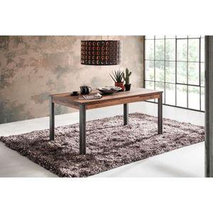 TABLE À MANGER SEULE PRIME Table à manger 6 personnes - Décor bois pati