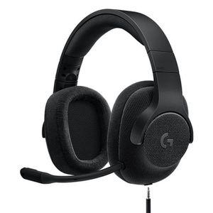 CASQUE AVEC MICROPHONE Logitech G433 7.1 Filaire Surround Sound Gaming He