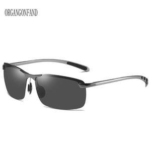 Hommes KINGSEVEN vintage en aluminium Harley Davidson lunettes de soleil polarisées classique marque Lunettes de soleil
