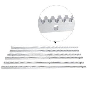 Dasket Ferme-Porte mont/é r/ésistant au feu Surface de Fermeture Automatique Ferme-Porte Robuste /à Ressort r/églable