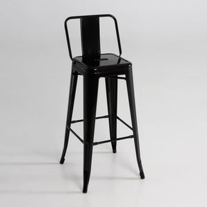 tabouret industriel 65 cm achat vente pas cher. Black Bedroom Furniture Sets. Home Design Ideas