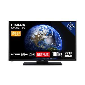 Téléviseur LED Téléviseur Led SmartTV 32 pouces (81cm) FINLUX - F