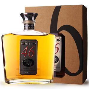 WHISKY BOURBON SCOTCH Guillon cuvée 46 70cl - Etui - Whisky Single Malt