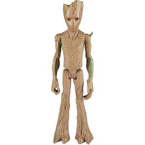 FIGURINE - PERSONNAGE AVENGERS INFINITY WAR - Groot - Figurine Titan 30c