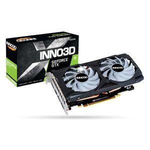 CARTE GRAPHIQUE INTERNE INNO3D GeForce GTX 1660 SUPER TWIN X2 OC RGB - 6 G