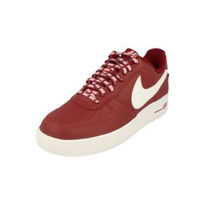 BASKET Nike Air Force 1 07 LV8 Hommes Trainers 823511 Sne