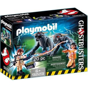 UNIVERS MINIATURE PLAYMOBIL 9223 - Ghostbusters Edition Limitée - Ve