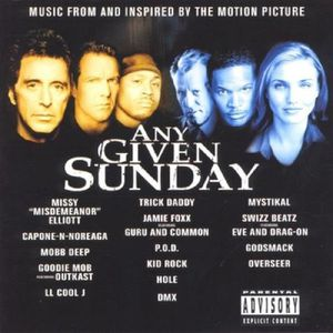 CD MUSIQUE DE FILM - BO Any Given Sunday [CD] Artistes Divers …