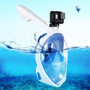 MASQUE DE PLONGÉE Masque de plongée GoPro bleu pour HERO6 / 5/5 Sess