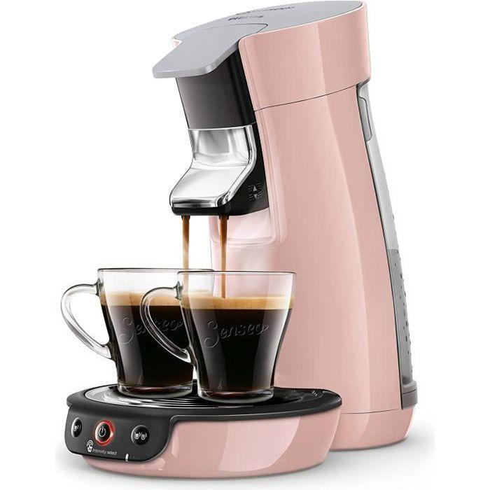 Philips HD6563/31 Machine à Café à Dosettes SENSEO Viva Café Rose Poudré