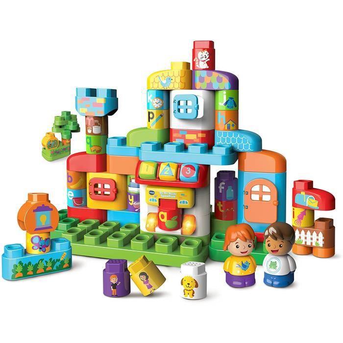 VEHICULE A CONSTRUIRE ENGIN TERRESTRE A CONSTRUIREV Tech - Bla Bla Blocks - Ma maison alphabet interactive, maison pour enfant192