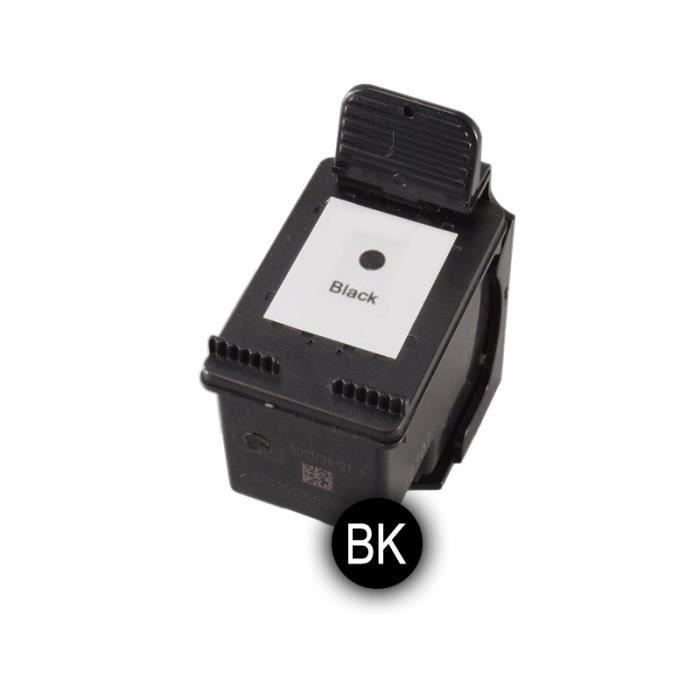 CARTOUCHE D'ENCRE NOIR INKPRO NON OEM H301 BK XL pour imprimante HP Envy 5530 e-All-in-One