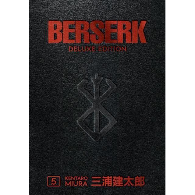Berserk Deluxe Volume 5