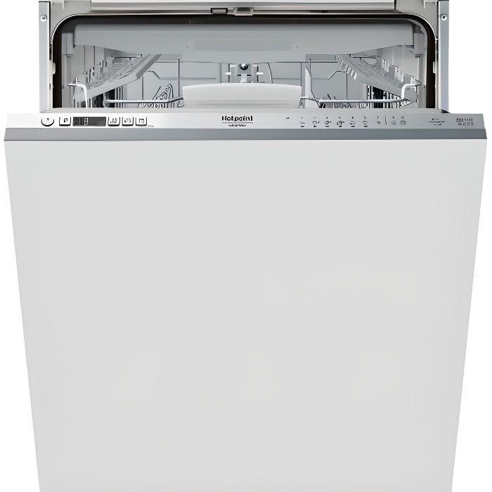 Lave vaisselle tout integrable 60 cm HI5030WEF A+++ Active Dry 43 dB