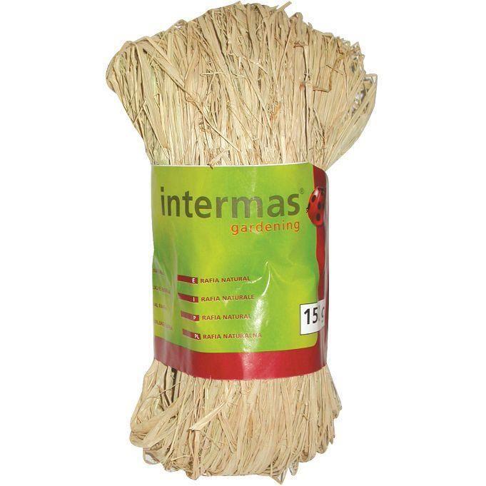 Raphia naturel - 150 g