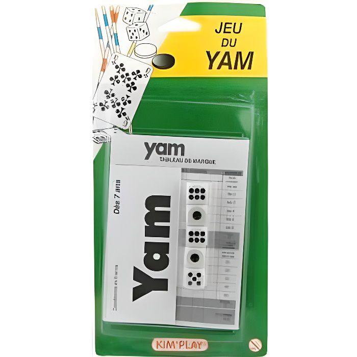 Le jeu du Yam