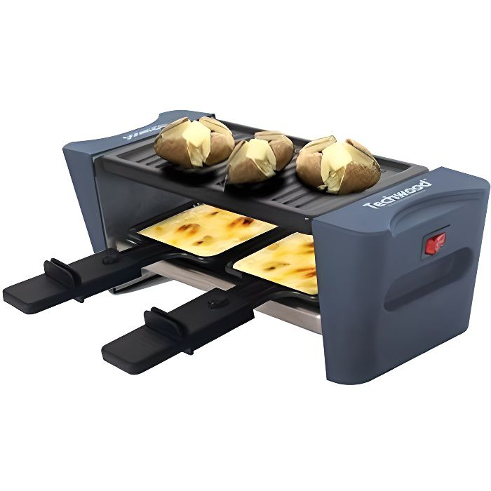 TECHWOOD Raclette Grill Duo TRD-223