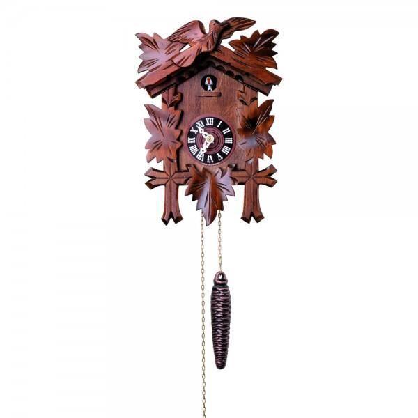 Horloge Coucou De La Foret Noire Artisanal Achat Vente Horloge Pendule Bois Cdiscount