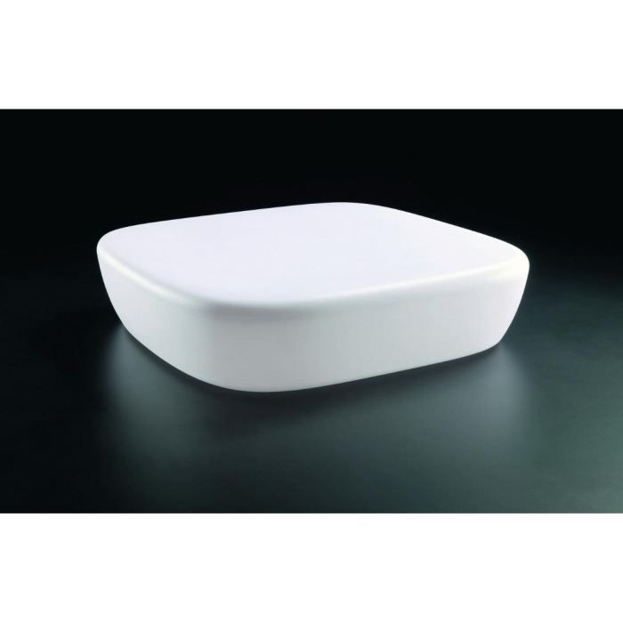 Table plastique exterieur for Table exterieur carrefour