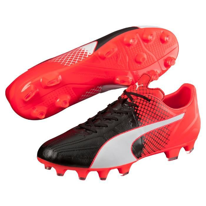 3 5 Puma Chaussures Fg Evospeed Leather Nn08ymPvwO