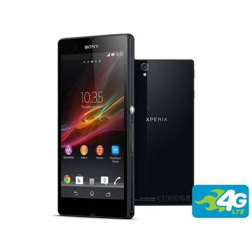 sony xperia z c6603 black achat smartphone pas cher. Black Bedroom Furniture Sets. Home Design Ideas