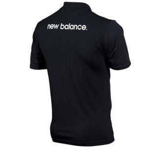 t-shirt new balance sporthomme rouge
