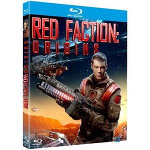 BLU-RAY FILM Blu-Ray Red faction : origins