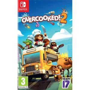 JEU NINTENDO SWITCH Overcooked 2 Jeu Switch