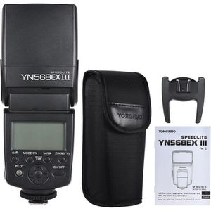 FLASH YONGNUO YN568EX III Sans fil TTL Flash Speedlite M