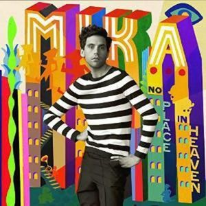 CD POP ROCK - INDÉ Mika - No Place in Heaven