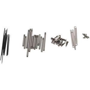 B Blesiya Kit R/éparation Clarinette /à Vent Outil Set Remplacement Accessoire Clarinette Instrument 6 Sortes