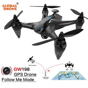 DRONE Global Drone GW198 GPS 720P drone à transmission à