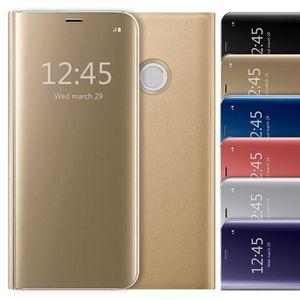 HOUSSE - ÉTUI Coque Huawei honor Note 10 Etui à rabat Clear View
