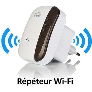 POINT D'ACCÈS Répéteur WiFi PLUG&SURF Version 2019 - universel t