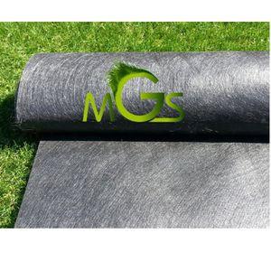 GEOTEXTILE - BACHE MGS Rouleau de Geotextile gris 120grs 1Mx25M soit