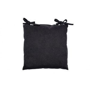 COUSSIN DE CHAISE  Galette de Chaise 100% Coton 40 x 40 x 3 cm Non Dé