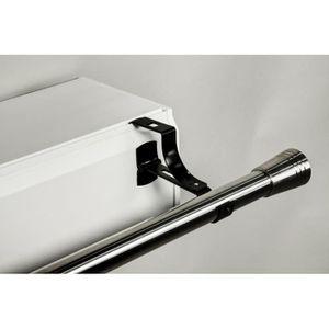 SUPPORT TRINGLE Support de tringle à rideaux ᴓ 20mm pour coffre vo