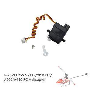 Original Hélicoptère servo GEAR SET pièce de rechange pour WLTOYS XK K130 RC Hélicoptère