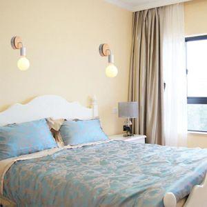 APPLIQUE  Blanc Applique Mural Intérieur Moderne Lampe Muara