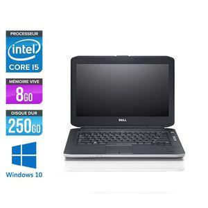 PC RECONDITIONNÉ Pc portable Dell E5430 - i5 - 8Go - 250Go HDD - Wi