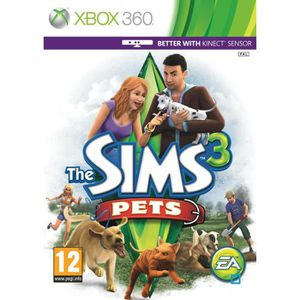 JEUX XBOX 360 The Sims 3 Pets (Xbox 360) [UK IMPORT]