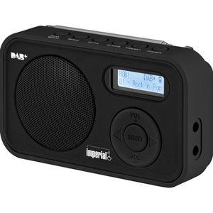 RADIO CD CASSETTE Imperial dabman 12Radio numérique Portable Dab +-