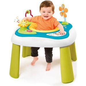 TAPIS ÉVEIL - AIRE BÉBÉ SMOBY Cotoons Youpi Baby Multiactivités