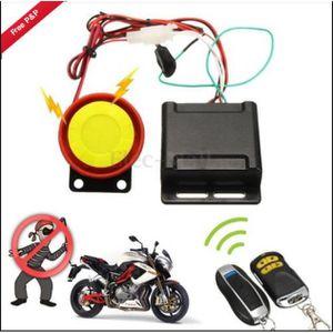 ANTIVOL - BLOQUE ROUE Moto anti-vol Système d'alarme de sécurité Télécom