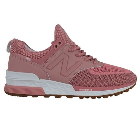 NEW BALANCE WS574WC Rose Rose - Achat / Vente basket
